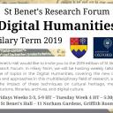 Poster  St Benet's Research Forum