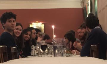 Oriental Studies dinner