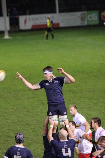 Charlie Pozniac rugby