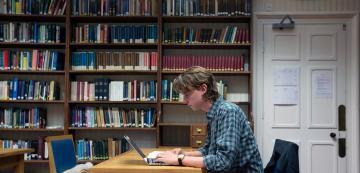 library norham